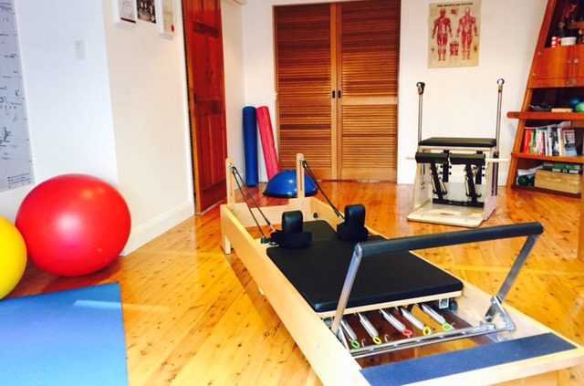 Pilates Studio at Avoca